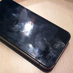 Iphone 5, zoals gemeld door Walibi Holland met iLost