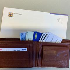 Portemonnee, zoals gemeld door Gemeente Hilversum met iLost