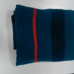 Donker groene sjaal, zoals gemeld door Vrije Universiteit Amsterdam met iLost