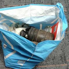 Plastic tas, as reported by Connexxion Amstelland-Meerlanden Amstelveen using iLost