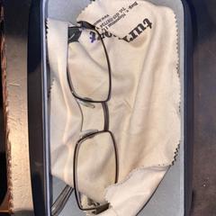 Bril met brillenkoker, zoals gemeld door Van der Valk Hotel Houten met iLost