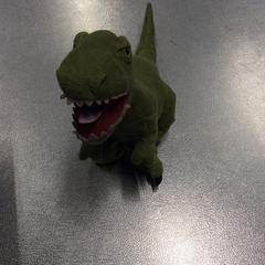 Dino knuffel, as reported by IKEA Zwolle using iLost