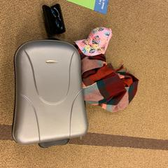 Koffer met diverse spullen, as reported by Gemeente Hilversum using iLost
