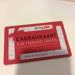 Cadeaukaart, as reported by RAI Amsterdam using iLost
