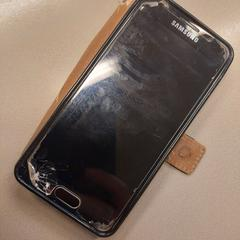 Zwarte Samsung telefoon, gisa salatu by Gemeente Hilversum iLost erabiliz