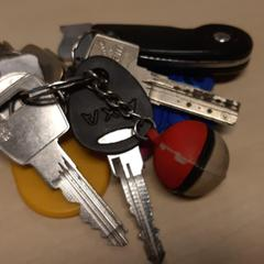 Bos sleutels, gemeldet von Arriva Lelystad über iLost