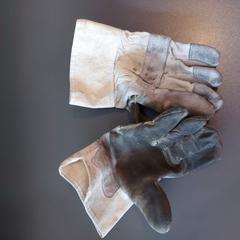 Handschuhe Transgormet, gemeldet von MEININGER Hotel Berlin Alexanderplatz über iLost