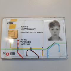 Abonnement van de Lijn, ako bolo nahlásené Connexxion Zeeuws-Vlaanderen pomocou iLost