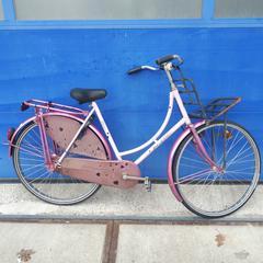 Dames / meisjesfiets Gazelle Fleur Expression roze, zoals gemeld door Gemeente Heusden met iLost