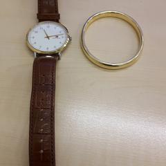 Horloge + armband, zoals gemeld door Alrijne Leiderdorp met iLost