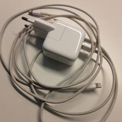 iPhone oplader, zoals gemeld door Ziekenhuis Oost-Limburg met iLost