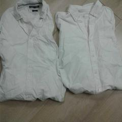 Two white shirts, as reported by Grand Hotel Amrâth Amsterdam using iLost