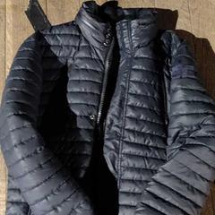 Grijs/zwarte jas, zoals gemeld door De Heeren van Aemstel met iLost