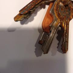 Sleutel, conforme relatado por De Efteling usando o iLost