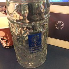 Augustiner Glass, gemeldet von MEININGER Hotel Munich Olympiapark über iLost