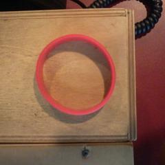 Armband, gemeldet von Apenheul über iLost