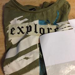 Tshirt, as reported by Dolfinarium using iLost