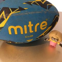 """Ballon rugby """"mitre club"""", as reported by MEININGER Hotel Lyon Centre Berthelot using iLost"""