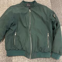 Groene jas, zoals gemeld door Jaarbeurs met iLost