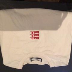 Balr. T-shirt, zoals gemeld door Van der Valk Hotel Amsterdam Zuidas met iLost
