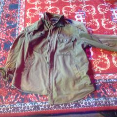 Groene jas, zoals gemeld door De Heeren van Aemstel met iLost