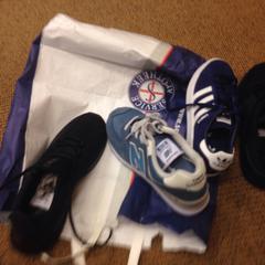 Tas met schoenen, as reported by Gemeente Hilversum using iLost