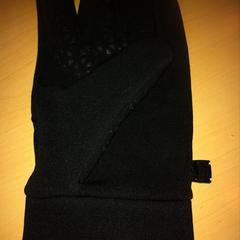 Handschoen, zoals gemeld door Jaarbeurs met iLost
