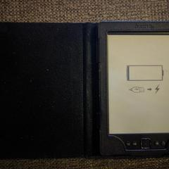 E-Reader Amazon Kindle