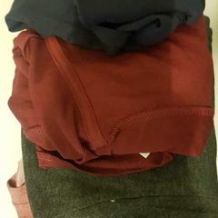 T-shorts, as reported by Conscious Hotel Vondelpark using iLost