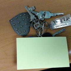 Bos sleutels がiLostで Connexxion Hoekse Waard / Goeree Overflakkee によって報告されました