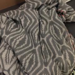 Sjaal, zoals gemeld door Jaarbeurs met iLost