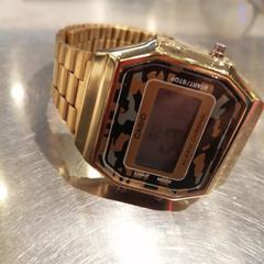 CASIO watch, zoals gemeld door Meininger Bruxelles Gare du Midi met iLost