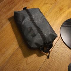 Grey travelbag, zoals gemeld door Hotel Arena met iLost