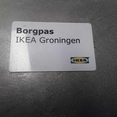 Borgpas Ikea Groningen, as reported by Arriva Friesland / Groningen using iLost