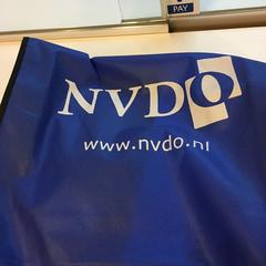 NVDO Tas, as reported by Cursus en vergadercentrum Domstad using iLost