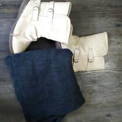 Boots scart laarzen sjaal, zoals gemeld door Inntel Hotels Amsterdam Centre met iLost