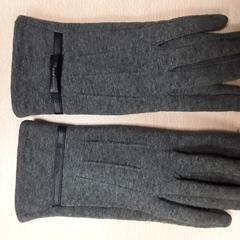 Handschoenen grijs dames, as reported by Arriva Vechtdallijnen using iLost