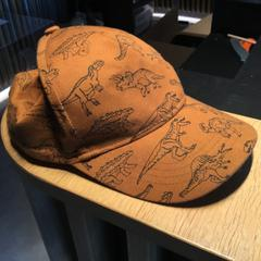 Hat, zoals gemeld door NEMO Science Museum Amsterdam met iLost