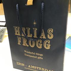 Hellas frogg tasj, jak nahlášeno Rijksmuseum pomocí iLost