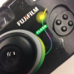 Camera (wegwerp), conforme relatado por Pathé Schouwburgplein usando o iLost