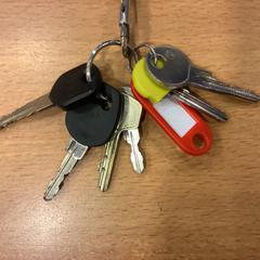 sleutelbos, ako bolo nahlásené Gemeente Amsterdam pomocou iLost