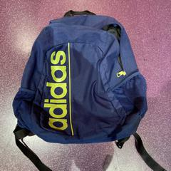 Adidas tas, as reported by Pathé Haarlem using iLost