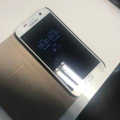 Samsung phone, as reported by Hertz using iLost