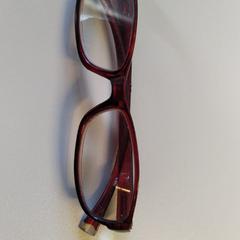 Rode leesbril, zoals gemeld door Gemeente Heusden met iLost