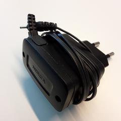 Zwarte Nokia oplader, zoals gemeld door Ziekenhuis Oost-Limburg met iLost