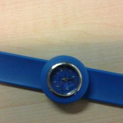 blauw horloge, as reported by Haaglanden Medisch Centrum using iLost