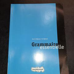 Studieboek Frans grammatica, as reported by Rotterdam The Hague Airport using iLost