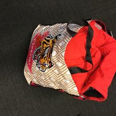 Tas met kleding, zoals gemeld door Gemeente Nijmegen met iLost