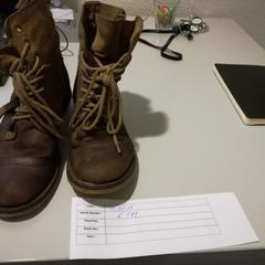 boots, as reported by Conscious Hotel Vondelpark using iLost
