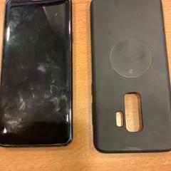 Samsung mobile telefoon, amint azt Gemeente Amsterdam az iLost segítségével jelentette.